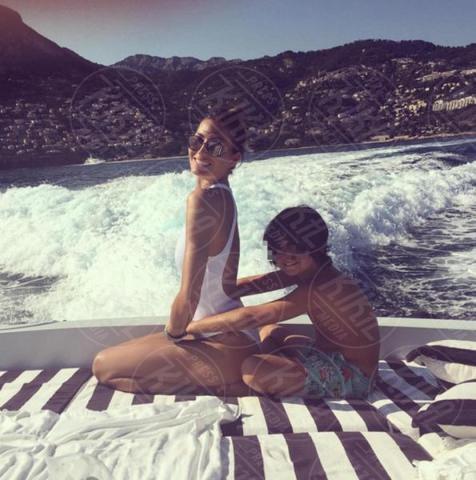 Nathan Falco Briatore, Elisabetta Gregoraci - 23-06-2017 - Ma quale crisi? In casa Briatore è in arrivo un secondo figlio