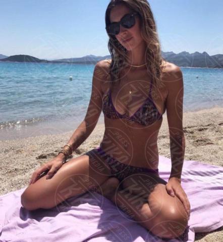Melissa Satta - Sardegna - 23-06-2017 - Melissa Satta attacca Romina Power in diretta tv