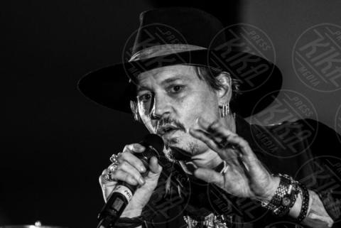 Johnny Depp - Glastonbury - 22-06-2017 - Johnny Depp fa causa al The Sun per diffamazione