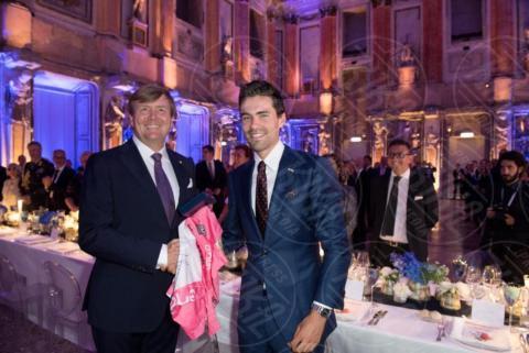 Tom Dumoulin, Willem-Alexander of the Netherlands, Regina Maxima d'Olanda - Milano - 22-06-2017 - La Milano di Maxima d'Olanda: calcio, Cinquecento e mozzarella!