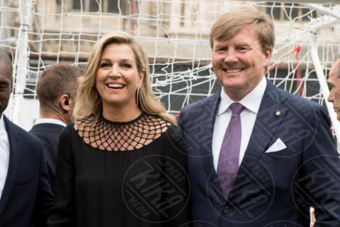 King Willem-Alexander, Queen Maxima, Regina Maxima d'Olanda - Milano - 22-06-2017 - La Milano di Maxima d'Olanda: calcio, Cinquecento e mozzarella!