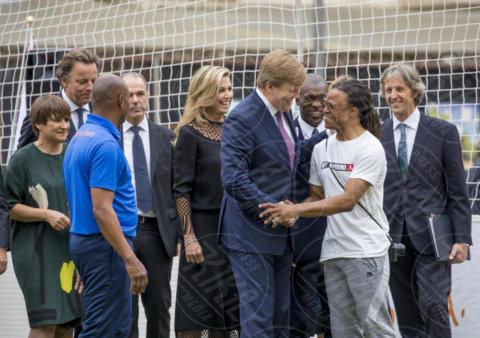 Regina Maxima d'Olanda - Milano - 22-06-2017 - La Milano di Maxima d'Olanda: calcio, Cinquecento e mozzarella!