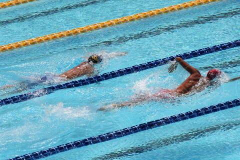 Roma - 24-06-2017 - Nuoto, Federica Pellegrini al Settecolli 2017