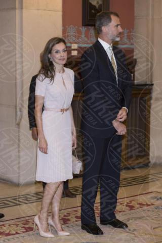 Re Felipe di Borbone, Letizia Ortiz - 22-06-2017 - Letizia di Spagna, regina di stile con genio e... regolatezza!
