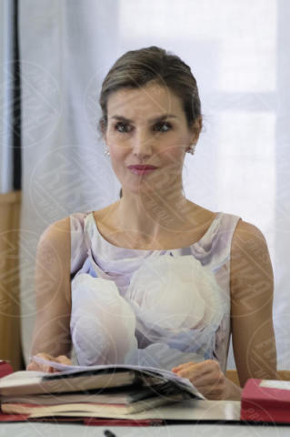 Letizia Ortiz - Madrid - 14-06-2017 - Letizia di Spagna, regina di stile con genio e... regolatezza!