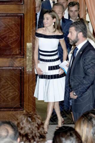 Letizia Ortiz - Madrid - 13-06-2017 - Letizia di Spagna, regina di stile con genio e... regolatezza!