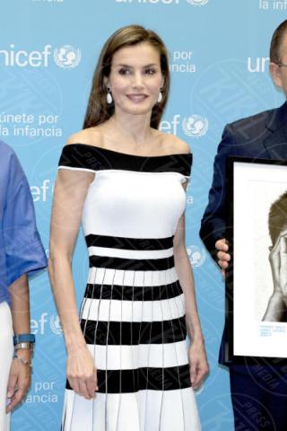 Ban Ki-moon, Letizia Ortiz - Madrid - 13-06-2017 - Letizia di Spagna, regina di stile con genio e... regolatezza!