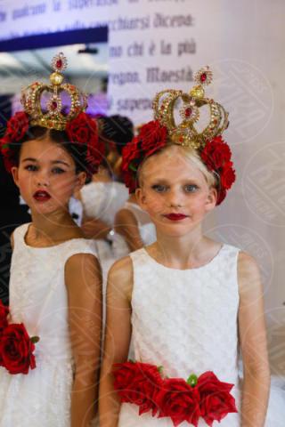 Pitti Bimbo - Firenze - 23-06-2017 - Pitti Bimbo, fiori e streetwear sono le tendenze dell'estate