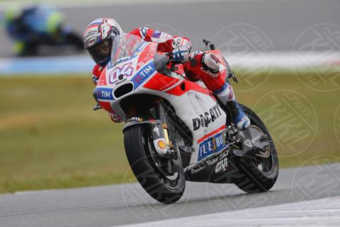 Andrea Dovizioso - Assen - 24-06-2017 - MotoGp, Valentino Rossi, capolavoro ad Assen: decimo successo
