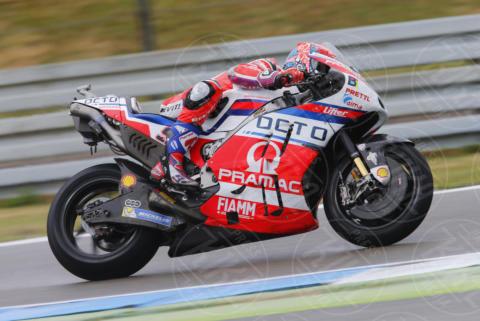 Danilo Petrucci - Assen - 24-06-2017 - MotoGp, Valentino Rossi, capolavoro ad Assen: decimo successo