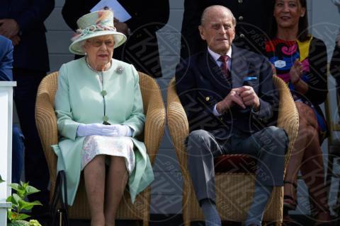 Regina Elisabetta II, Principe Filippo Duca di Edimburgo - Windsor - 25-06-2017 - Le coppie che non sapevate non dormissero insieme