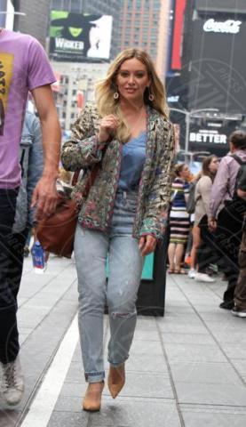 Hilary Duff - Manhattan - 19-06-2017 - Orgoglio femminile: ho dei difetti e me ne vanto