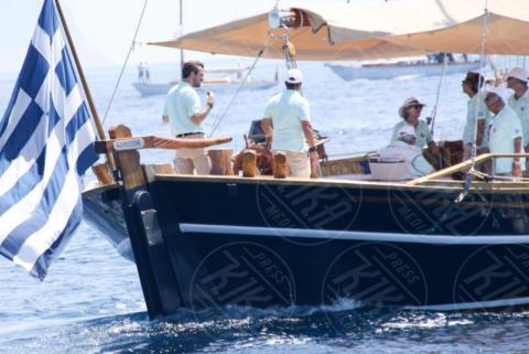 PRINCE NIKOLAOS OF GREECE, Denmark - Spetses - 26-06-2017 - I reali greci si dilettano come skipper