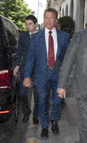 Arnold Schwarzenegger - Parigi - 23-06-2017 - Auguri Arnold Schwarzenegger! L'attore compie 70 anni