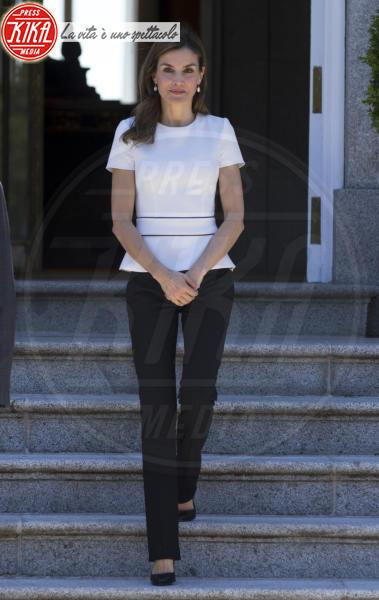 Letizia Ortiz - Madrid - 27-06-2017 - Letizia di Spagna, regina di stile con genio e... regolatezza!
