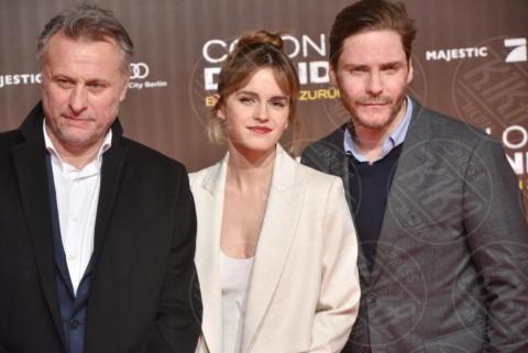 Michael Nyqvist, Emma Watson, Daniel Bruhl - Berlino - 05-02-2016 - Addio Michael Nyqvist, la star di Uomini che odiano le donne