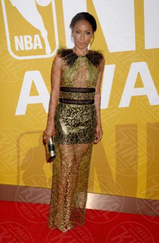Jada Pinkett Smith - New York - 27-06-2017 - NBA Awards, trasparenze da capogiro per Jada Pinkett-Smith