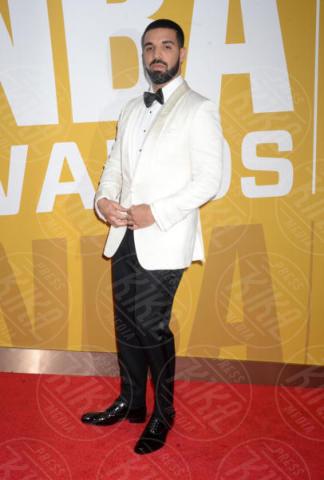 Drake - New York - 27-06-2017 - NBA Awards, trasparenze da capogiro per Jada Pinkett-Smith