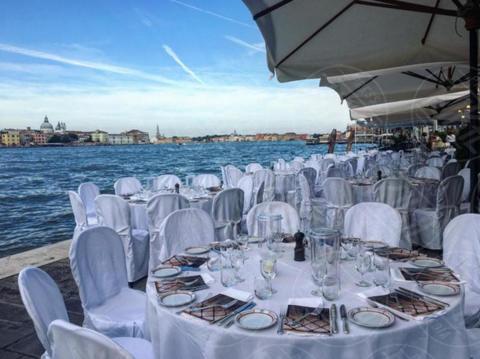 Harry's Dolci - Venezia - 28-06-2017 - Venezia meta preferita per chi arriva dall'estero per sposarsi