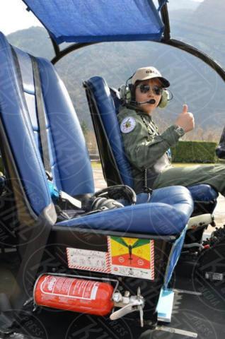 Oscar Gatelli - Brescia - Oscar, 12 anni, è il pilota di elicotteri più giovane al mondo