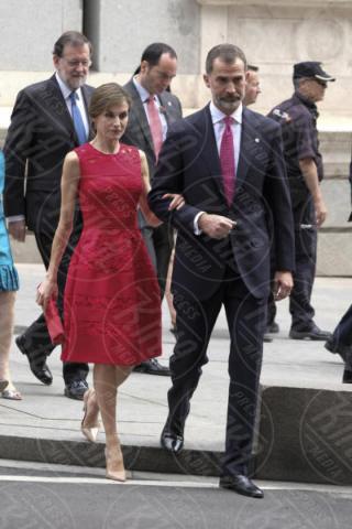 Re Felipe di Borbone, Letizia Ortiz - Madrid - 28-06-2017 - Letizia di Spagna, regina di stile con genio e... regolatezza!