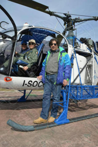 Giorgio Gatelli, Francesco Comensoli, Oscar Gatelli - Brescia - Oscar, 12 anni, è il pilota di elicotteri più giovane al mondo