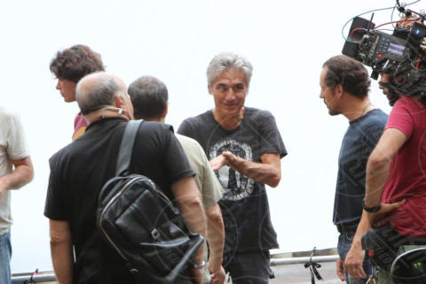 Luciano Ligabue, Stefano Accorsi - Reggio Emilia - 27-06-2017 - Radiofreccia usciva nel 1998: gli attori ieri e oggi