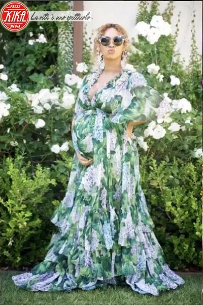 #DGortensia, Beyonce Knowles - Il fiore dell'estate? L'ortensia, quella di Dolce & Gabbana