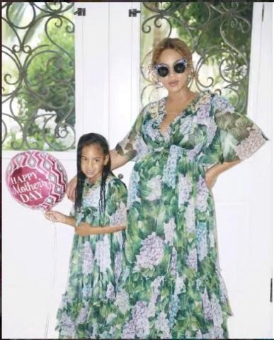 #DGortensia, Blue Ivy Carter, Beyonce Knowles - Il fiore dell'estate? L'ortensia, quella di Dolce & Gabbana