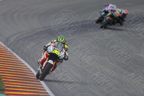 Cal Crutchlow - Sachsenring - 01-07-2017 - Motogp Sachsenring: Marquez in pole position