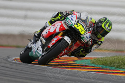 Cal Crutchlow - Sachsenring - 01-07-2017 - Motogp Sachsenring: Marquez in pole position