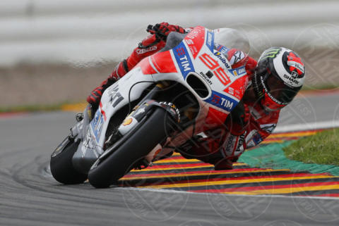 Jorge Lorenzo - Sachsenring - 01-07-2017 - Motogp Sachsenring: Marquez in pole position