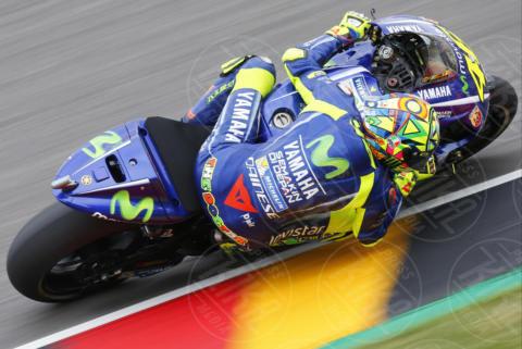 Valentino Rossi - Sachsenring - 01-07-2017 - Motogp Sachsenring: Marquez in pole position