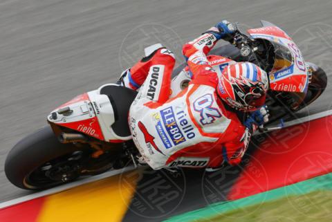 Andrea Dovizioso - Sachsenring - 01-07-2017 - Motogp Sachsenring: Marquez in pole position
