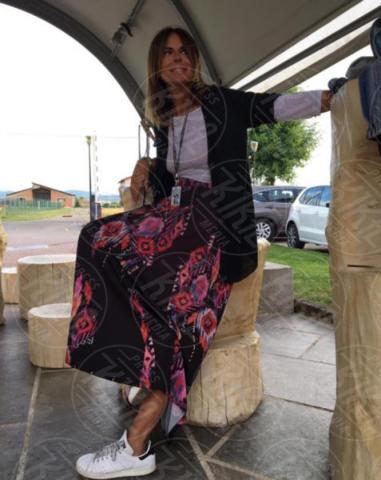 Paola Perego - Modena - 02-07-2017 - Vasco Rossi: le curiosità sul live dei record