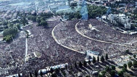 Modena Park - Modena - 02-07-2017 - Vasco Rossi: le curiosità sul live dei record