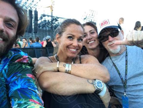 Sonia Bruganelli - Modena - 02-07-2017 - Vasco Rossi: le curiosità sul live dei record