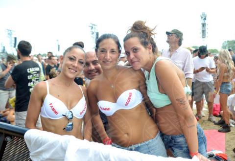 Modena Park, fan Vasco Rossi - Modena - 01-07-2017 - Vasco Rossi: le curiosità sul live dei record