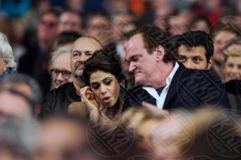 Daniela Pick, Quentin Tarantino - Lyon - 08-10-2016 - Potrebbero essere le vostre figlie!!