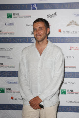 Andrea De Sica - Taormina - 01-07-2017 - Nastri d'Argento 2017: ecco tutti i vincitori