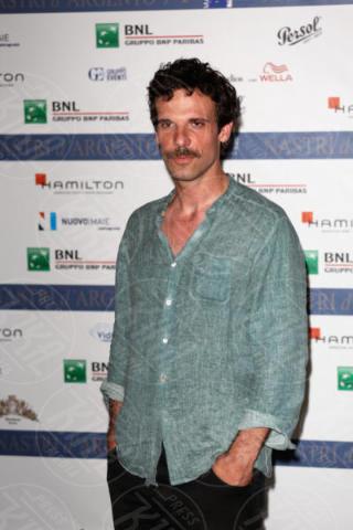 Francesco Montanari - Taormina - 01-07-2017 - Nastri d'Argento 2017: ecco tutti i vincitori