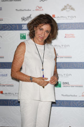 Carla Signoris - Taormina - 01-07-2017 - Nastri d'Argento 2017: ecco tutti i vincitori