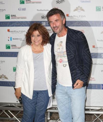 Valentino Picone, Laura Delli Colli - Taormina - 01-07-2017 - Nastri d'Argento 2017: ecco tutti i vincitori