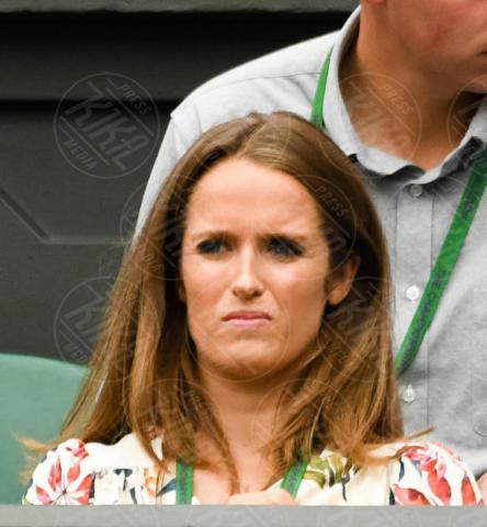 Kim Murray - Londra - 03-07-2017 - Kate Middleton a Wimbledon: i pois sono di Dolce & Gabbana