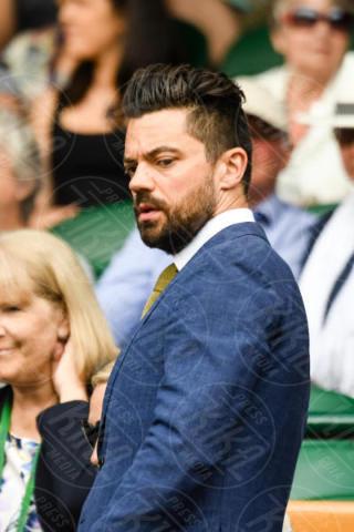 Dominic Cooper - Londra - 03-07-2017 - Kate Middleton a Wimbledon: i pois sono di Dolce & Gabbana