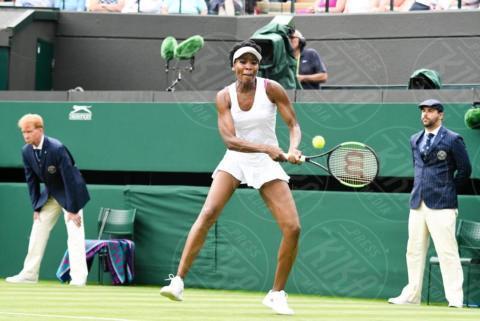Venus Williams - Londra - 03-07-2017 - Kate Middleton a Wimbledon: i pois sono di Dolce & Gabbana