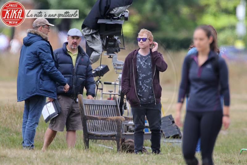 Rupert Grint - Londra - 03-07-2017 - Rupert Grint, il Ron di Harry Potter è un fumatore accanito