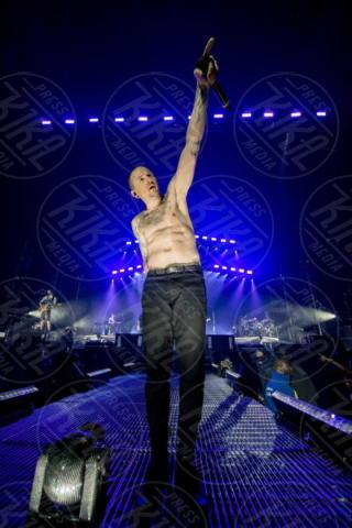 Chester Bennington - Londra - 03-07-2017 - Lutto nella musica, suicida Chester Bennington dei Linkin Park
