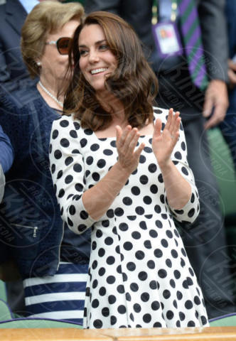 Kate Middleton - Londra - 03-07-2017 - Meghan e Kate, le principesse dai pois... low cost!