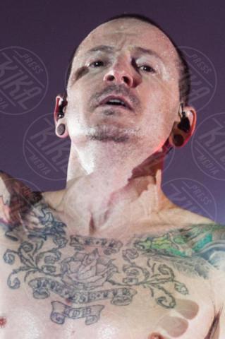 Chester Bennington, Linkin Park - Londra - 03-07-2017 - Live fast, die young: ancora una morte prematura